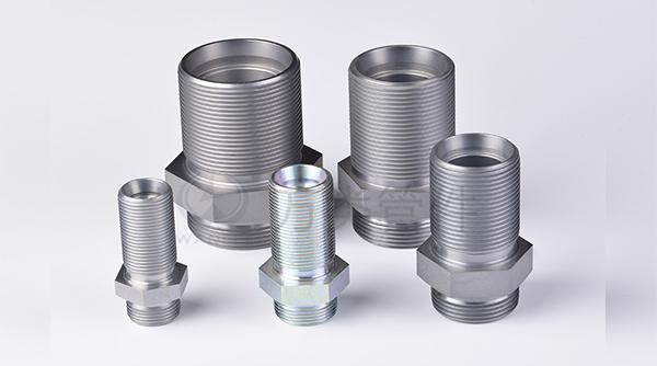 焊接式管接头的结构特点及制造标准